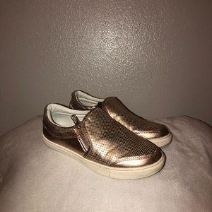 steve madden shoes **rose gold**